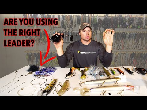 ARE YOU USING THE RIGHT LEADER? (I Bet NOT) Tackle Tips Ep.4