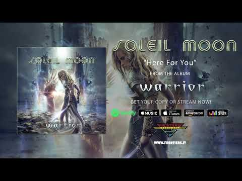 """Soleil Moon  - """"Here For You"""" (Official Audio)"""