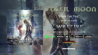 """Soleil Moon  – """"Here For You"""" (Official Audio)"""