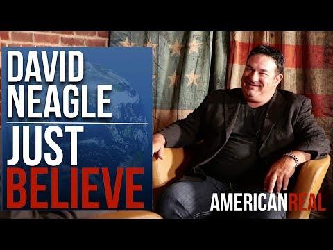 AR TV EXCLUSIVE TRAILER + EPISODE   DAVID NEAGLE   JUST BELIEVE