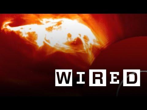 Sun Blasts 8 Million Mile Plasma Jet into Space | WIRED