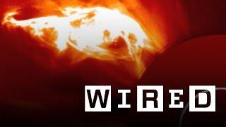 Sun Blasts 8 Million Mile Plasma Jet Into Space