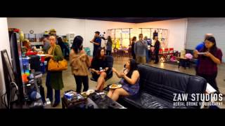 Official Zaw Studios Chocolate and VR Gaming Potluck Party Video