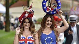 فيديو.. 44% من البريطانيين يؤيدون البقاء بالاتحاد الأوروبي