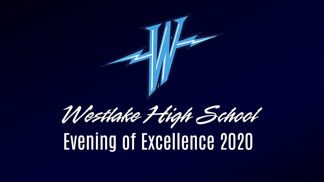Westlake High School | Thundervision | Evening of Excellence 2020