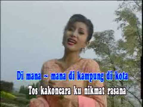 PEUYEUM BANDUNG - TATI SALEH - [Karaoke Video]