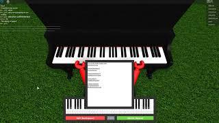 Say Something - Roblox Piano (sheet in desc)
