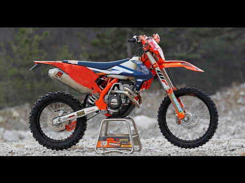2018 ktm 450 six days. unique 2018 ktm 2018 first review exc 450cc amazing performance intended ktm 450 six days