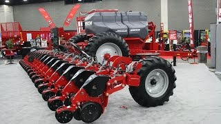 Horsch Maestro 1630 at the 2016 National Farm Machinery Show
