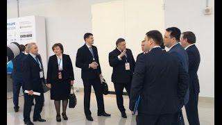 Октябрьский район принял участие в Российском инвестиционном форуме