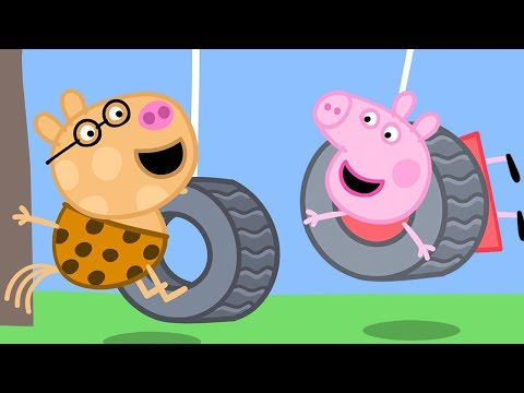 Peppa Pig in Hindi - The Playgroup - Bal Bhavan - हिंदी kahaniya - Hindi Cartoons for Kids