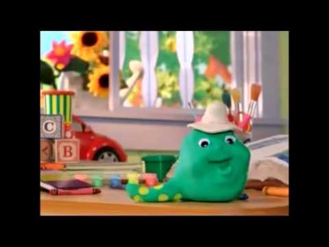 Playhouse Disney clay jojo's circus | Doovi |Playhouse Disney Clay Word Of The Day