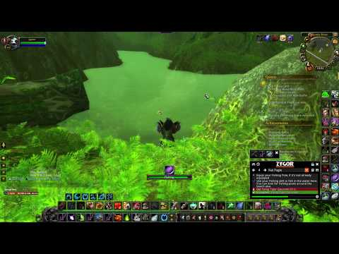 WOW | Q: Nat Pagle, Angler Extreme | PART 1 | (Feralas Ahi) BEST FISHING LOCATION