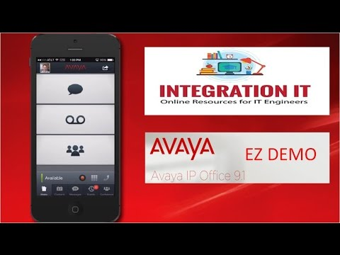 Avaya IP Office 9.1 EZ DEMO