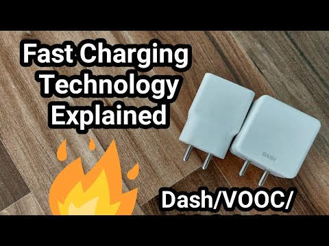 How Fast Charger Works ? | Technology Explained (Dash And Quick Charge) 🔥🔥
