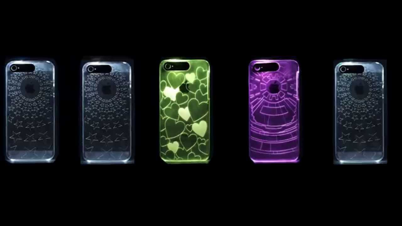 huge discount 08a7a 23d23 Whoa. Five Below Light-up iPhone® cases!