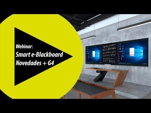 Webinar: Smart e-Blackboard G3.1 - Atlantic Devices