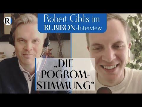 """RUBIKON: Im Gespräch: """"Die Pogromstimmung"""" (Robert Cibis und Flavio von Witzleben)"""