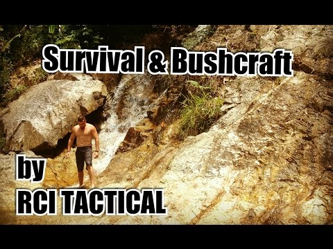Using a Machete - Prepping and Survival Basics!
