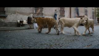 The Zookeeper's Wife Official Trailer 2017   Jessica Chastain Movie