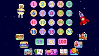 ✿★Starfall Numbers★✿ Best numbers counting learning 1-20 app for kids - Stafaband