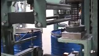 Стальная бочка 216,5 л. производство(В России производство стальных бочек объемом 200 л. осуществляется в Вологде, Перми, Волгограде, Ангарске,..., 2013-01-15T06:11:26.000Z)