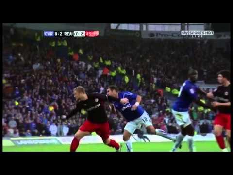 Cardiff 0-3 Reading   Play Off Semi Final 2011