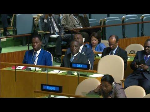 Gabon, ENGAGEMENT POUR LE DÉVELOPPEMENT DURABLE