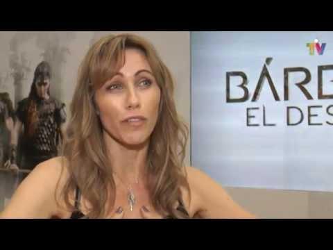 Entrevista a Kirsty Mitchell de 'Bárbaros: El despertar' Historia FesTVal Vitoria 2016