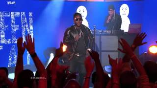 """Jeezy Performing """"Holy Ghost"""" Live on Jimmy Kimmel"""