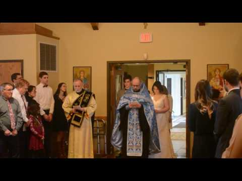 An Orthodox Wedding