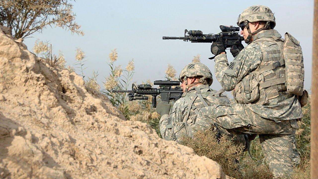 Irak Krieg Doku