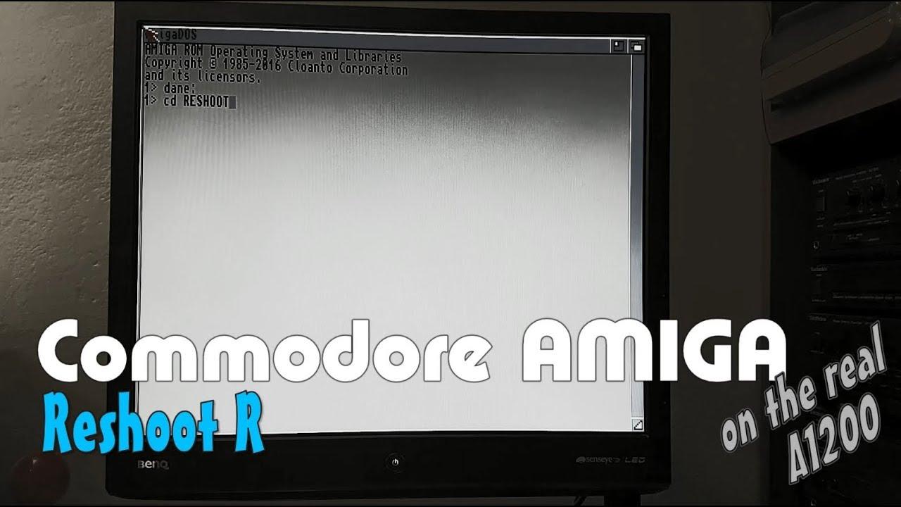 AmigaScene nl - Amiga in je moerstaal!