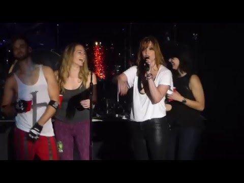 """Arejays Birthday Cake & Here's To Us"" Halestorm@Santander Arena Reading, PA 4/1/16"