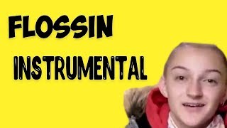 BackPack Kid Flossin Instrumental