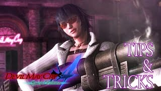 Devil May Cry 4 Special Edition - Dev Team Combos - Lady 5