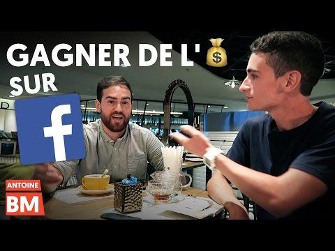 GAGNER DE L'ARGENT AVEC UNE PAGE FACEBOOK ? 💰 Avec Lambert Marquez