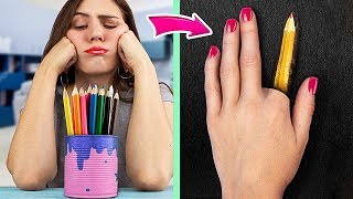 15 Awesome Drawing Hacks And Ideas