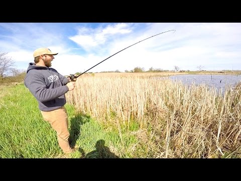 How to NOT Catch a Bass!!!