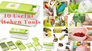 10 New Kitchen Organizer and Tools With Price - Kitchen Tools Ideas- Available on Amazon India