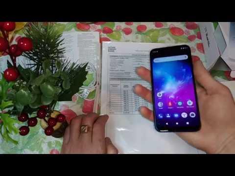 Обзор Распаковка Телефона ZTE A7 2020 в Рассрочку в Связном на 10 месяцев