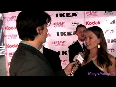 Austin Highsmith @ 2nd Annual Streamy Awards LIVE from the Red Carpet