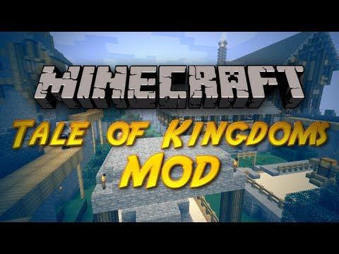 "Minecraft: ""Our Savior!"" Tales of Kingdoms Mod Adventures! |Ep 1|"