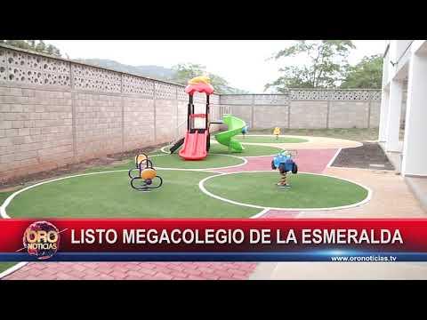 IMPONENTE MEGACOLEGIO LA ESMERALDA EN GIRÓN - ORONOTICIAS.TV