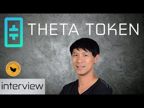 Theta Token - Content Distribution on the Blockchain