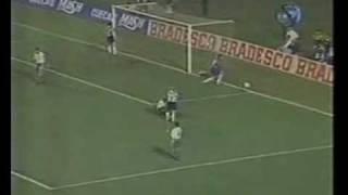 Grêmio 5 x 0 Palmeiras - Libertadores 1995 - (Quartas de Final 1º Jogo)