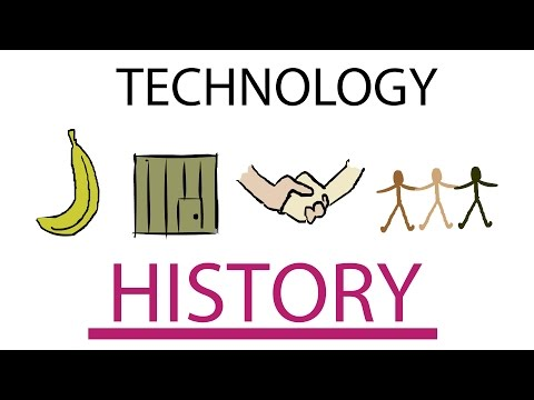 Technology Throughout History