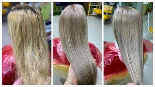 Без обесцвечивания бежевый блондин работа линейки суперблонд beige blond lightening superblond