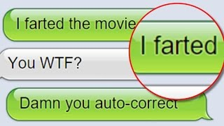 30 of the Best Autocorrect FAILS