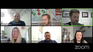 ☕️ FB Live: Brokers & Beans, Episode 5 (Insurance Agent Guest & Covid-19 Update)
